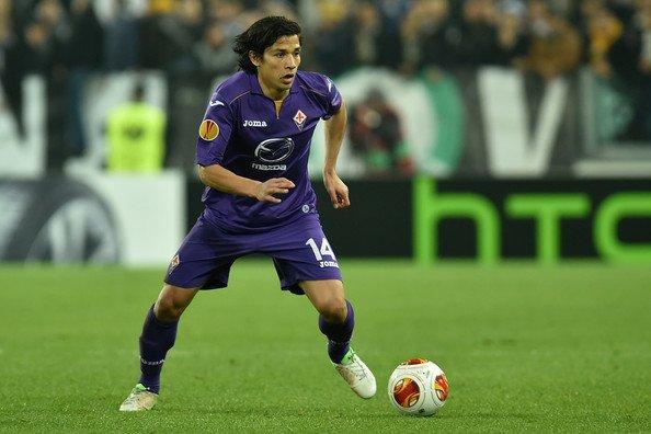 Fiorentina busca extenderle el contrato a Matías Fernández