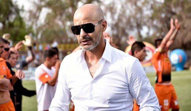 Marco Antonio Figueroa separó a cuatro jugadores de Cobreloa