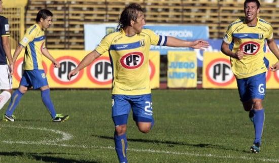 Resumen: U. de Concepción sigue como  exclusivo líder del Clausura