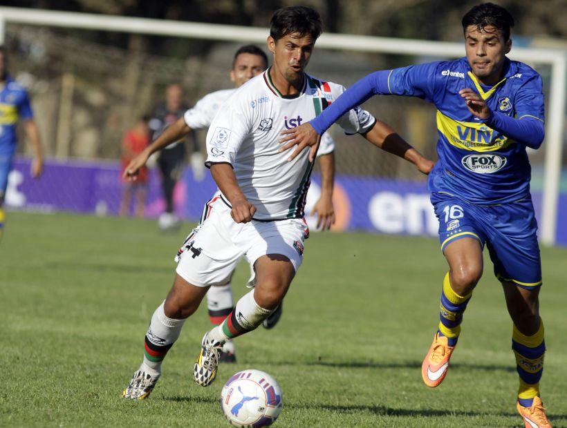 Lota Schwager ganó 1-0 frente a Curicó Unido