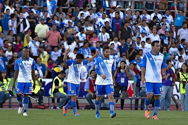 Querétaro sufrió goleada ante Puebla y quedó como colista en el fútbol mexicano