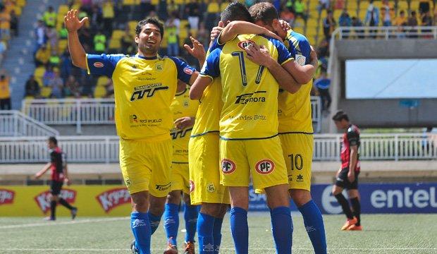 ANFP reprogramó duelo entre San Luis y Colo Colo