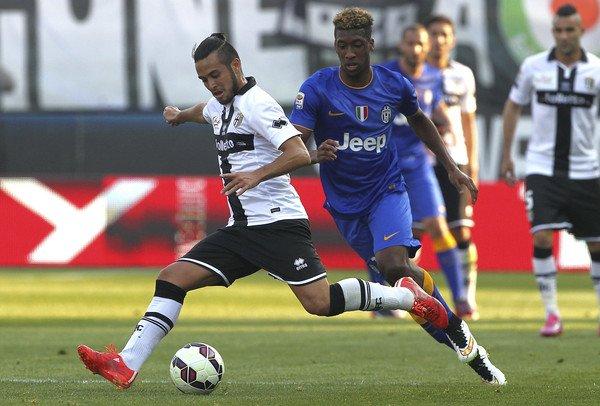 Cristóbal Jorquera fue titular en victoria de Parma sobre Palermo