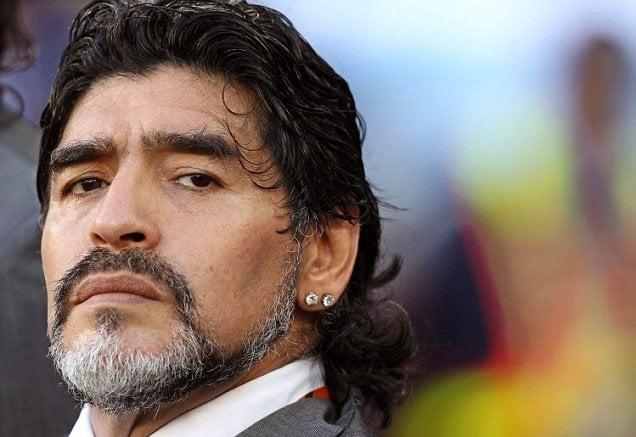 Otra de Diego: Maradona es candidato para dirigir la selección boliviana