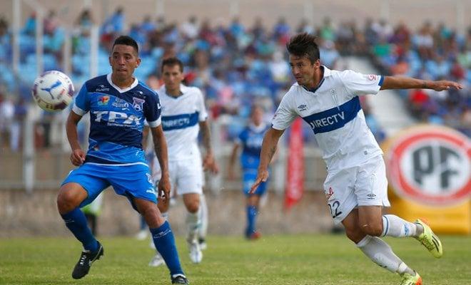 SM Arica se hizo fuerte de local ante Católica y quedó a un paso de la Copa Sudamericana