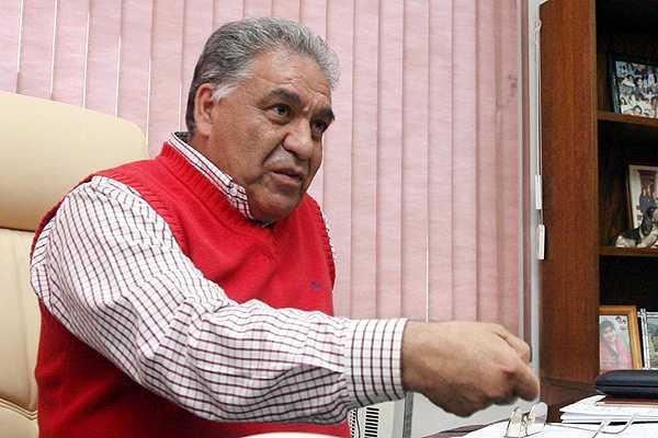"""Reinaldo Sánchez: """"Mayne-Nicholls fue funcionario de Leoz, no se puede hacer el tonto"""""""