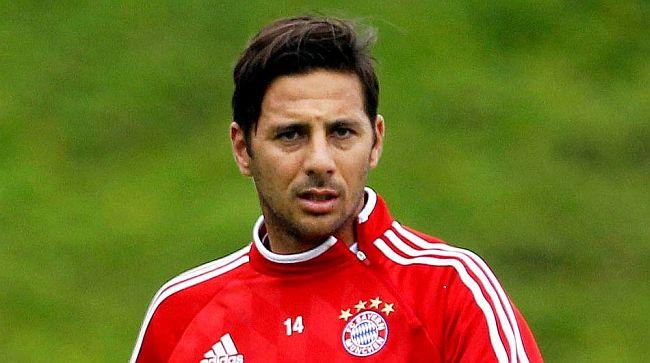 Claudio Pizarro podría llegar a Universidad de Chile