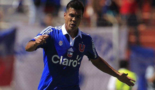 """Gonzalo Espinoza """"soy un jugador positivo para el equipo"""""""
