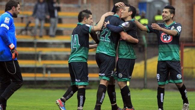 Puerto Montt sorprendió al campeón U. de Concepción