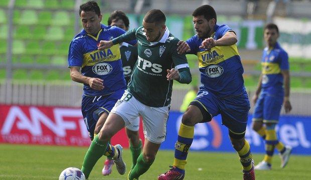 Santiago Wanderers vs Everton