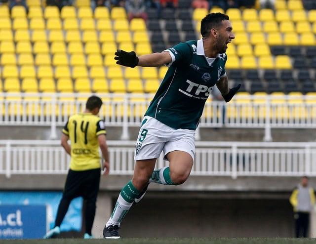 Santiago Wanderers venció a San Luis como visita
