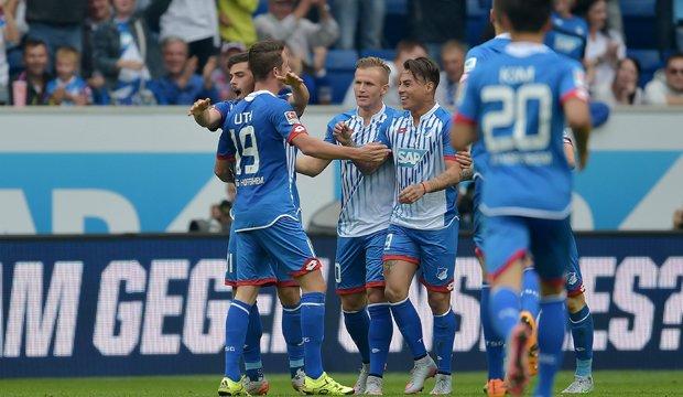 Hoffenheim rescató un empate y se ilusiona con la permanencia