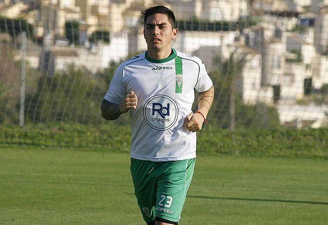 Jean Paul Pineda anotó el gol del triunfo para Córdoba