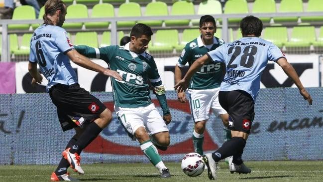 Santiago Wanderers vs. Deportes Iquique