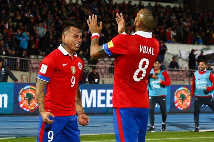 En Inglaterra creen que la Selección chilena no clasificará a Rusia 2018
