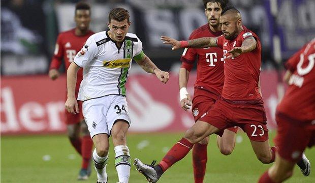 Arturo Vidal salió lesionado en triunfo de Bayern Münich