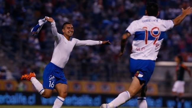 Jeisson Vargas vuelve hasta fin de año a la UC