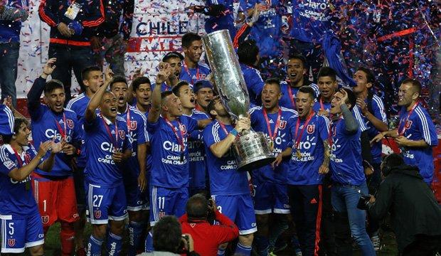 Galería Final Copa Chile