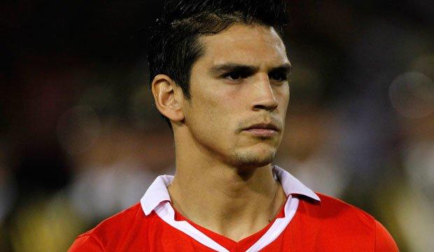 Mark González a solo detalles de ser nuevo jugador de Colo Colo