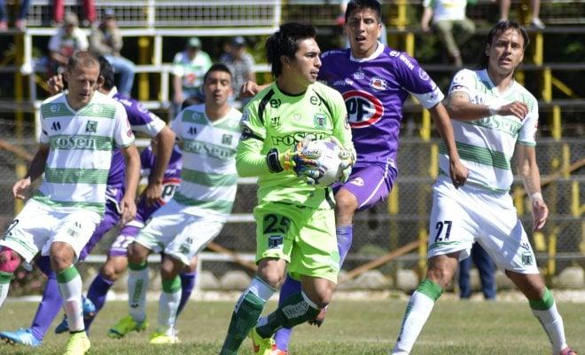 """José Luis Gamonal: """"Estamos tranquilos porque somos los punteros"""""""