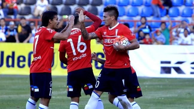 Resumen: La UC y Palestino son líderes del Torneo de Clausura 2016