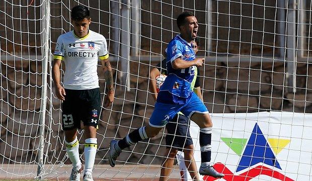 San Marcos vs. Colo Colo