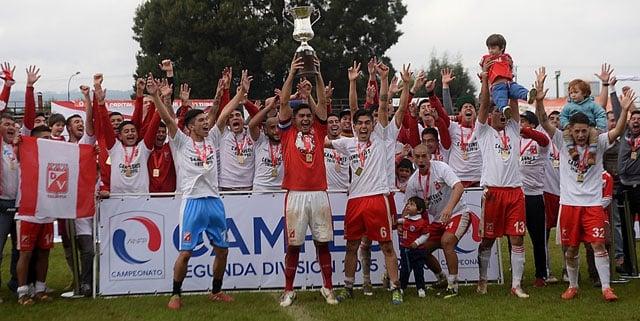 Deportes Valdivia llegó a acuerdo con ANFP para sellar su ascenso a Primera B