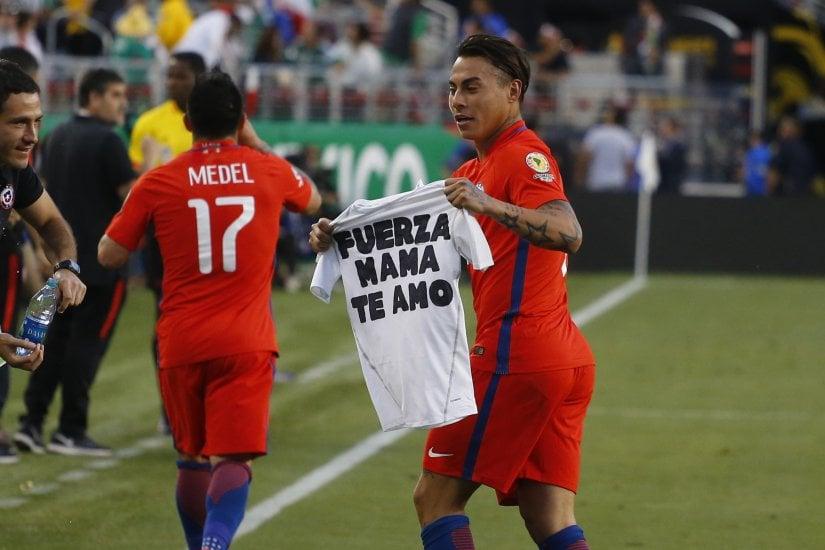 Galería de Chile vs. Mexíco