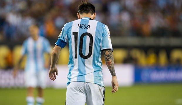 """Medios Argentinos: """"La selección sin Messi es pobre y ordinaria"""""""