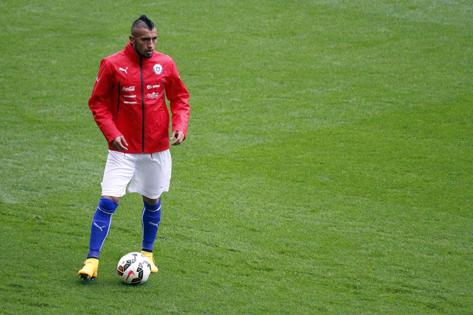 Arturo Vidal será operado nuevamente por lesión de rodilla
