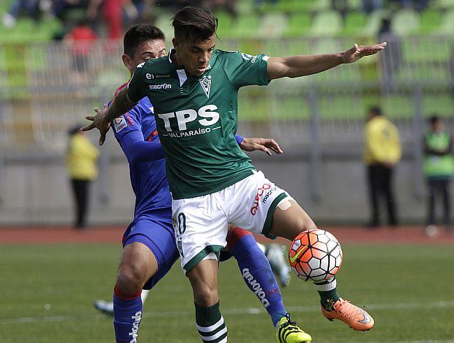 Santiago Wanderers vs Universidad de Chile.
