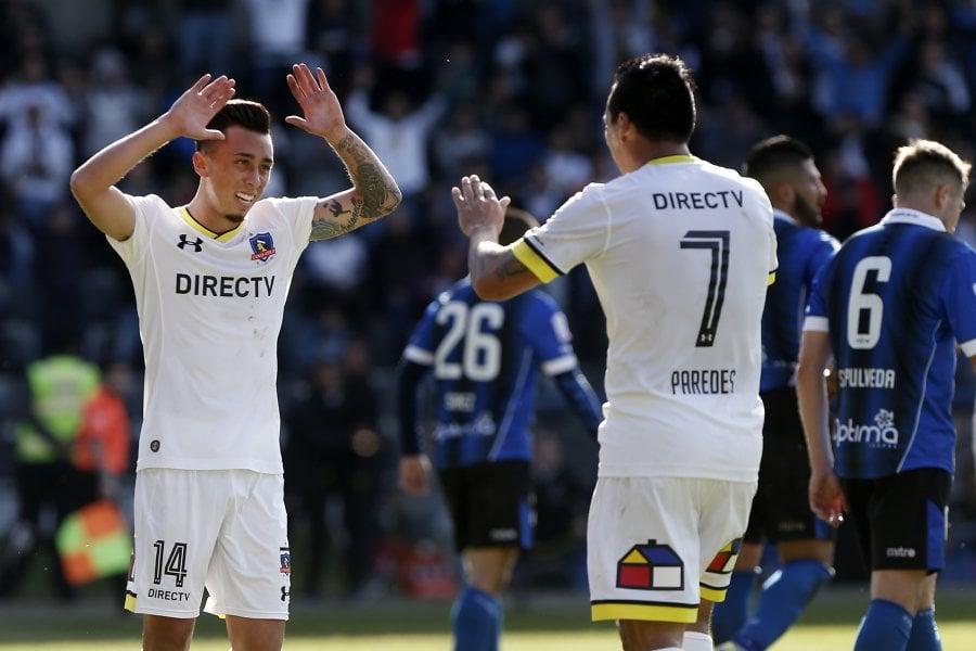 Colo Colo rescató un empate ante Huachipato en el CAP