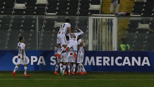 Palestino avanzó a octavos de la Copa Sudamericana
