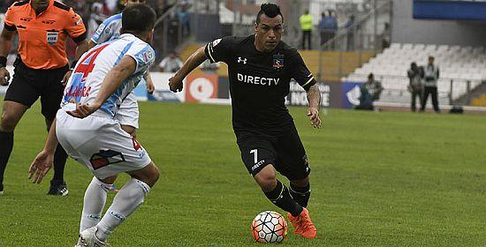 Colo Colo logró un trabajado empate frente a Deportes Antofagasta
