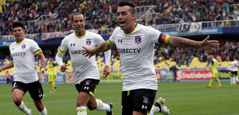 Colo Colo sigue en racha tras vencer a la Universidad de Concepción