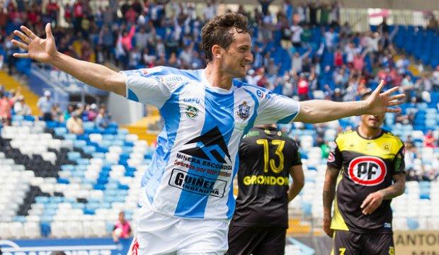 Triunfo de Antofagasta puso punto final al Torneo de Apertura