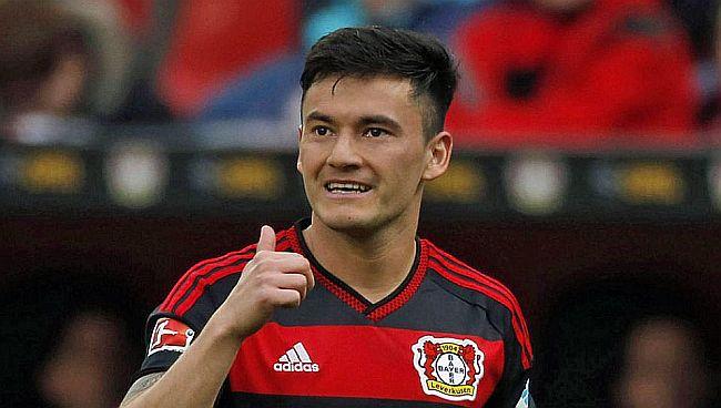 Charles Aránguiz aportó con un gol en triunfo del Leverkusen