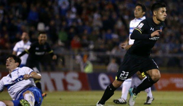 Colo Colo ganó de visita a U. Católica por semifinal de Copa Chile