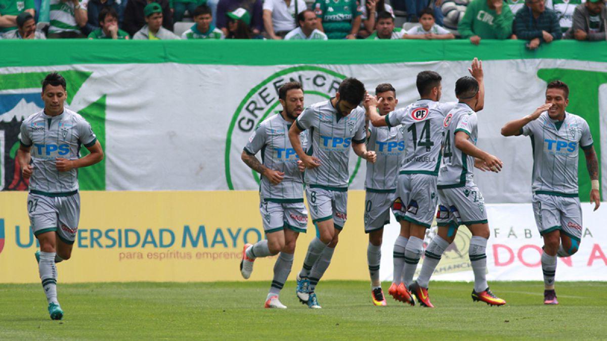 """Wanderers vence a Temuco con """"Hat-Trick"""" de Javier Parraguez"""