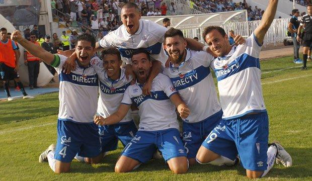 Resumen: La UC ganó y quedó ad portas del título del Apertura 2016