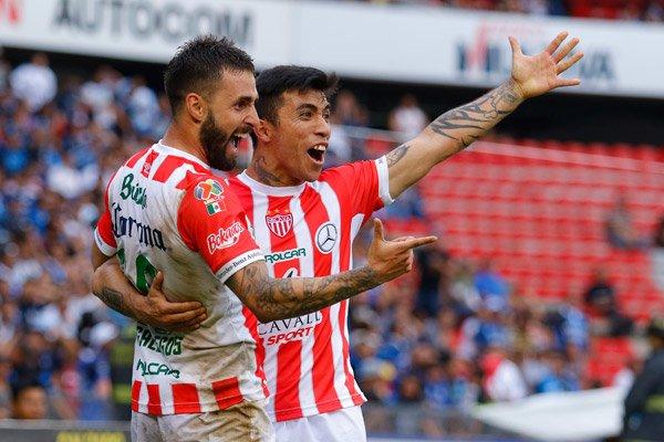 Edson Puch regresó con un gol en triunfo de Necaxa