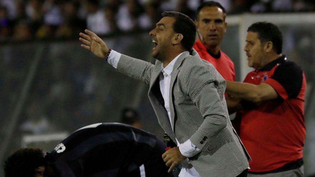 Pablo Guede es sondeado desde el fútbol mexicano