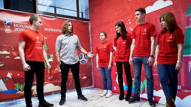 Carles Puyol: Alemania y Chile son los favoritos para la Copa Confederaciones