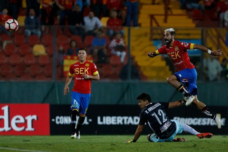 Unión Española busca dar el primer golpe ante The Strongest en Copa Libertadores