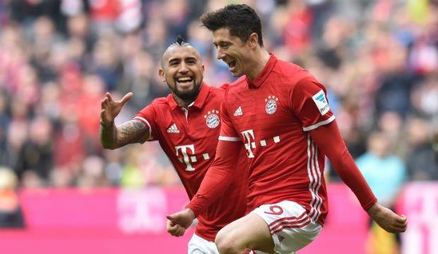 Bayern Múnich venció al Eintracht Frankfurt y se afianzó como lider de la Bundesliga