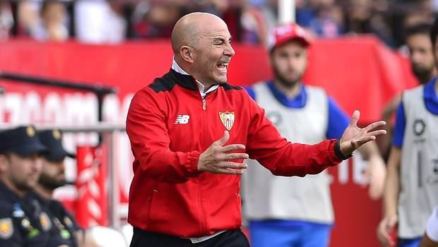 Jorge Sampaoli – Sevilla
