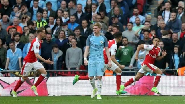 [Video] Alexis Sánchez dejó al Arsenal en la Final de la FA Cup