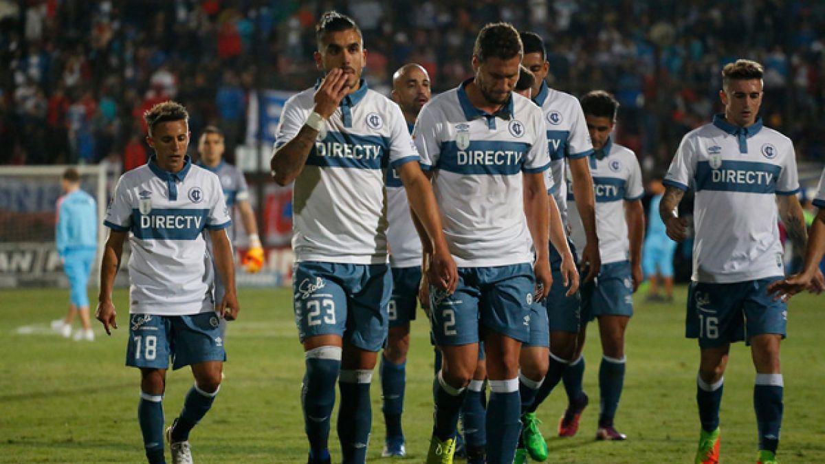 Palestino y Universidad Católica igualaron sin goles en Santa Laura