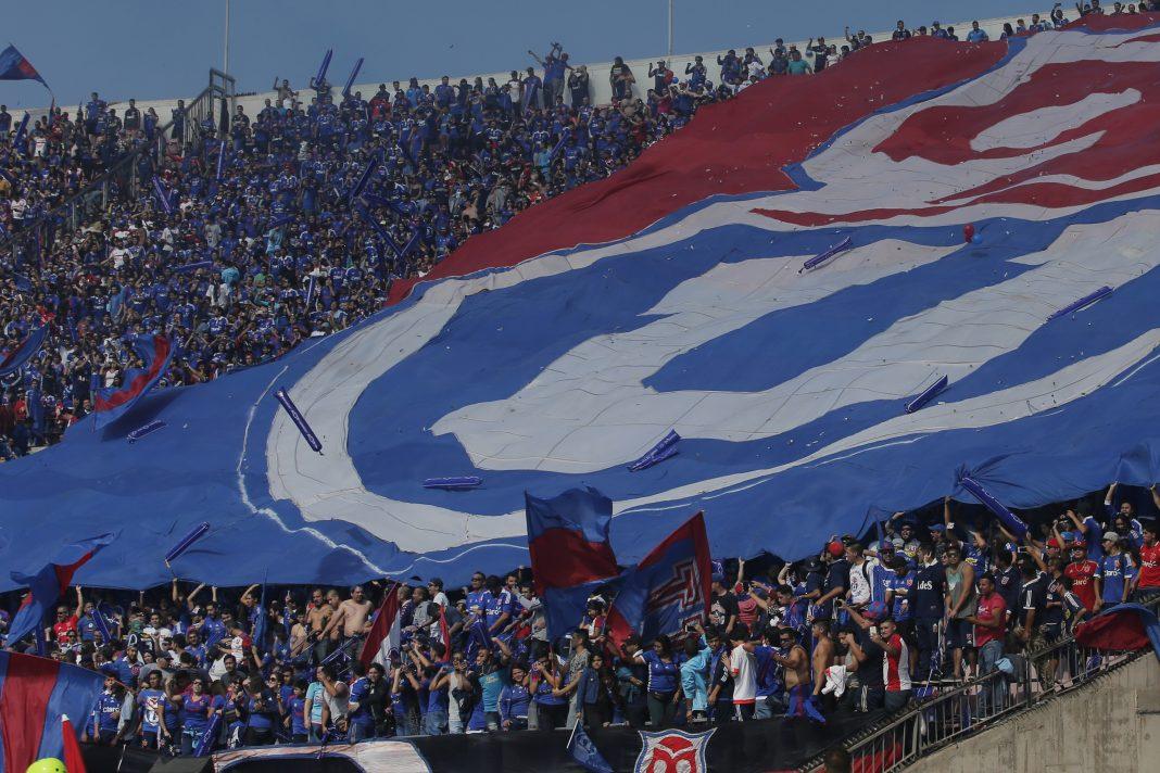 """Hinchas de la """"U"""" hacen historia por asistencia a estadios en el torneo"""