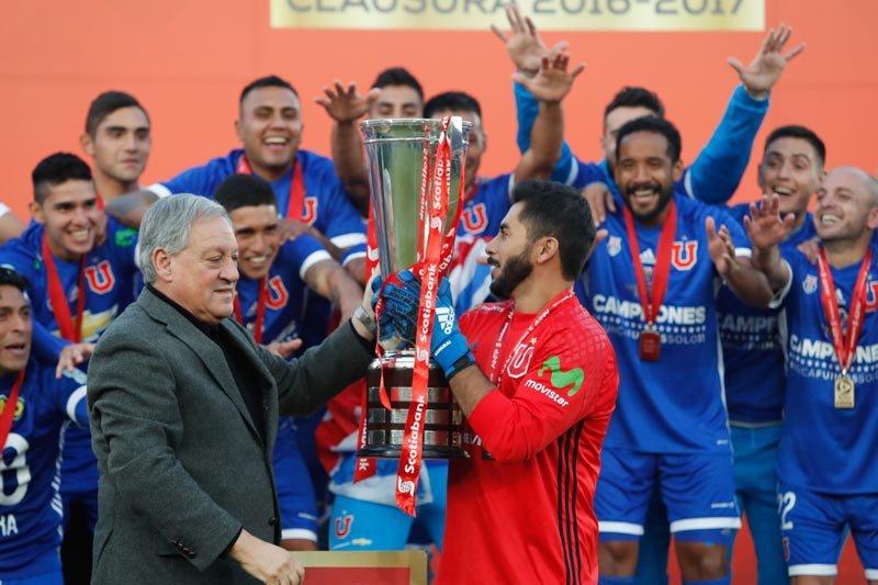 Resumen: La última fecha coronó a U. de Chile como campeón del Clausura